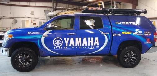 yahama pro fishing