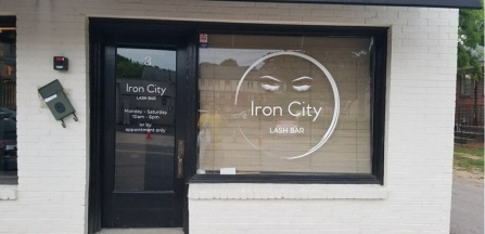 Iron City Lash Bar