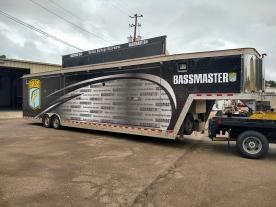 Bassmaster Trailer