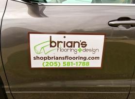Brians Flooring Magnet 2