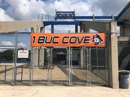 Hoover Met Football Banner