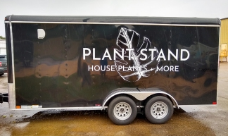 Plant Stand trailer