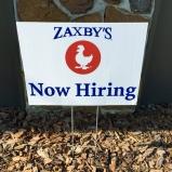 Zaxbys Now Hiring