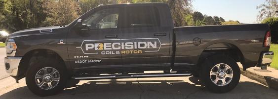 Precision_driver_website