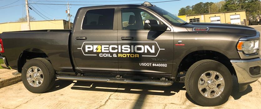 Precision_passenger_website